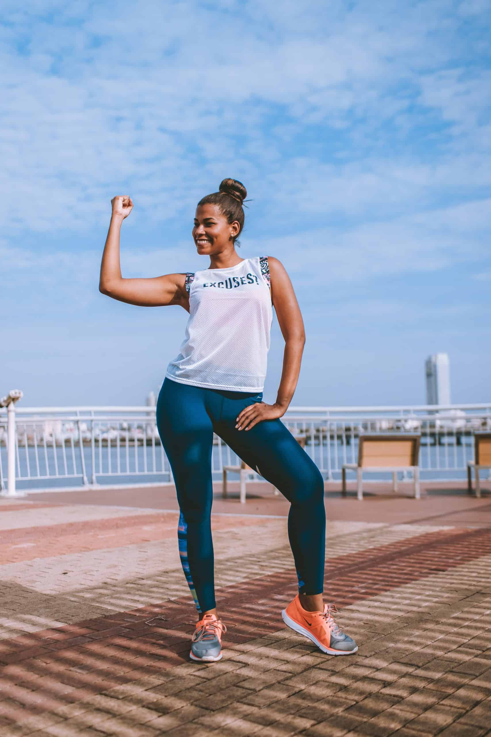 Essentials In The Athletic Clothes For Women
