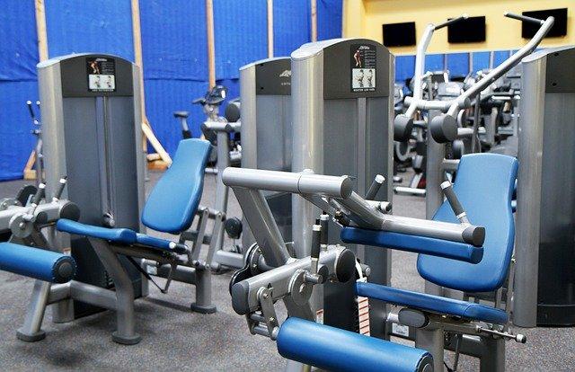 a gym equipment